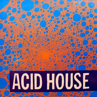 Jack trax label und compilation the house sound of chicago for Acid house labels