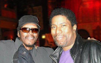 Curtis McClain & Marshall Jefferson