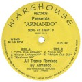 Armando-100 of Disin U-Remixes II_Label A