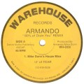 Armando-100 of Disin' you (Remix)_Label A