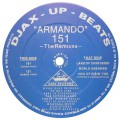 Armando-151 Remixes_Label A