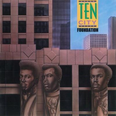 Ten City-Foundation_Cover front Album
