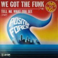 Positve Funk-We got the Funk_Cover