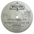 Sparque-Let's Go Dancin'_Label