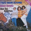 Two Man Sound-Que tal America_Cover front
