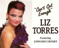 Liz Torres ft Edward Crosby-Can't get enough_Cover