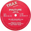 Phuture-We are Phuture_Label A Trax red__