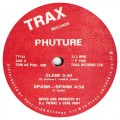 Phuture-We are Phuture_Label B Trax red