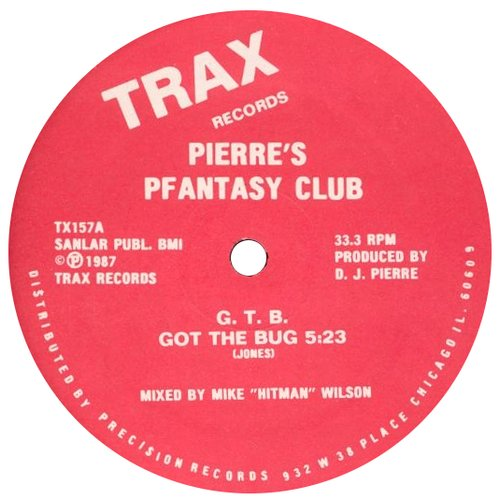Pierre's Pfantasy Club - G. T. B.
